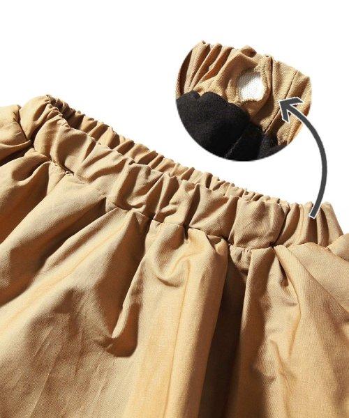 devirock(デビロック)/インナーパンツ付きミニ丈ボリュームギャザースカート/DT-212_img08
