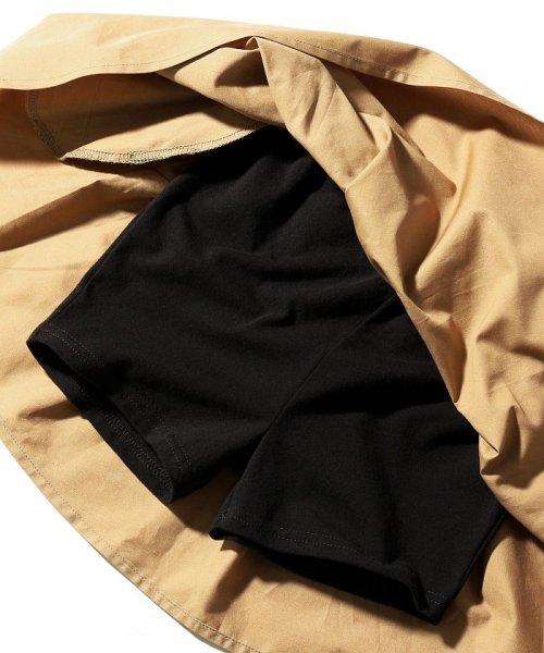 devirock(デビロック)/インナーパンツ付きミニ丈ボリュームギャザースカート/DT-212_img09