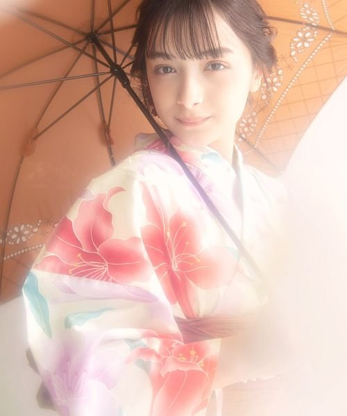 Dita(ディータ)/Dita【ディータ】1人で簡単に着られる作り帯の可愛い女性浴衣 4点フルセット(ゆかた・作り帯・下駄・着付けカタログ)/dl-2017yukata5_img06