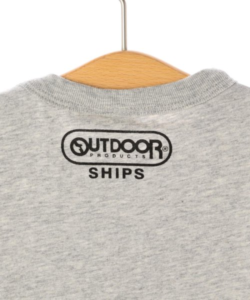 SHIPS KIDS(シップスキッズ)/OUTDOOR PRODUCTS×SHIPS KIDS:プリント TEE(80~90cm)/512312241_img05