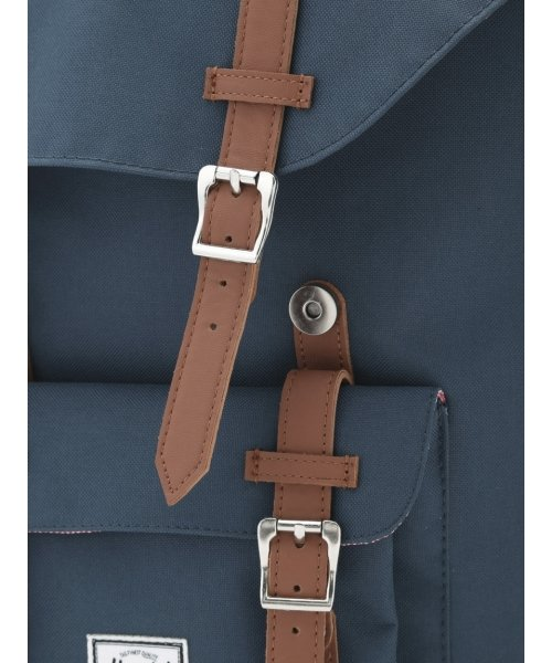 OTHER(OTHER)/【Herschel Supply】HS LITTLE AME NAVY/TAN PU/1001400007-OS_img03