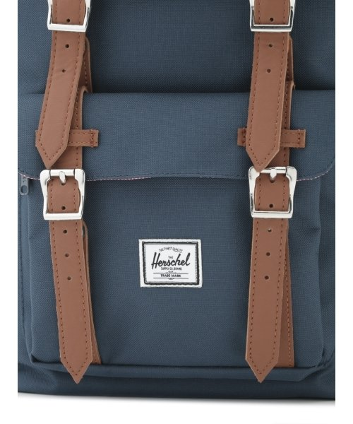 OTHER(OTHER)/【Herschel Supply】HS LITTLE AME NAVY/TAN PU/1001400007-OS_img04