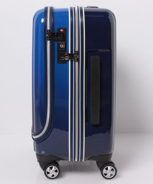 BENETTON (women)(ベネトン(レディース))/ベネトンフロントオープングラデーションキャリーケース・スーツケース機内持込可容量約33LTSAロック/CCCJL7SD8811_img01