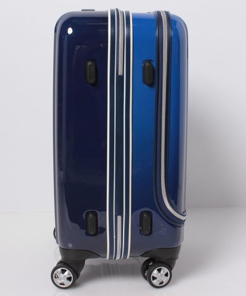 BENETTON (women)(ベネトン(レディース))/ベネトンフロントオープングラデーションキャリーケース・スーツケース機内持込可容量約33LTSAロック/CCCJL7SD8811_img03