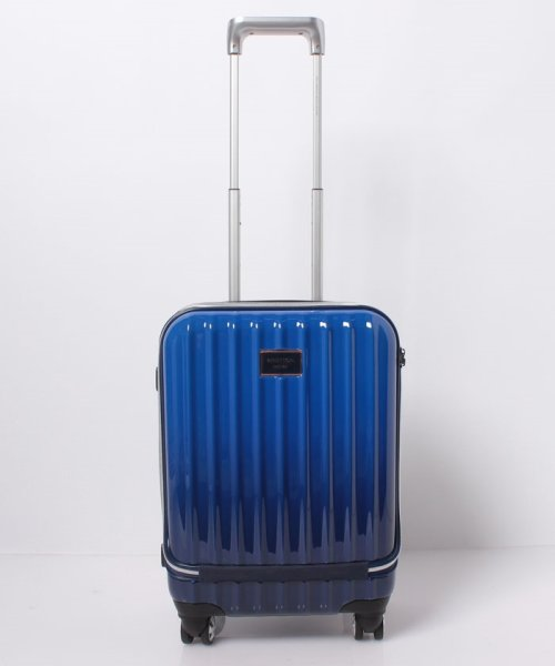 BENETTON (women)(ベネトン(レディース))/ベネトンフロントオープングラデーションキャリーケース・スーツケース機内持込可容量約33LTSAロック/CCCJL7SD8811_img05