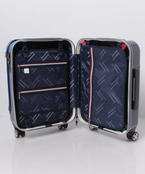 BENETTON (women)(ベネトン(レディース))/ベネトンフロントオープングラデーションキャリーケース・スーツケース機内持込可容量約33LTSAロック/CCCJL7SD8811_img07
