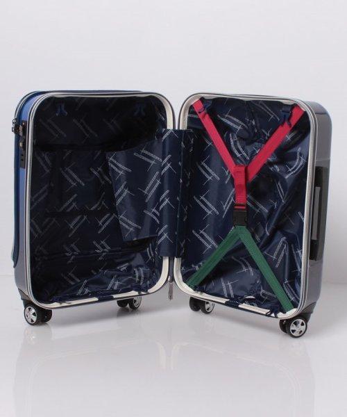 BENETTON (women)(ベネトン(レディース))/ベネトンフロントオープングラデーションキャリーケース・スーツケース機内持込可容量約33LTSAロック/CCCJL7SD8811_img08