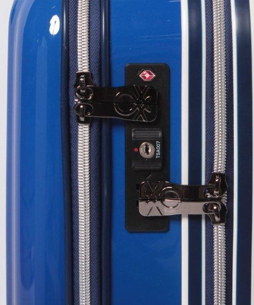BENETTON (women)(ベネトン(レディース))/ベネトンフロントオープングラデーションキャリーケース・スーツケース機内持込可容量約33LTSAロック/CCCJL7SD8811_img09