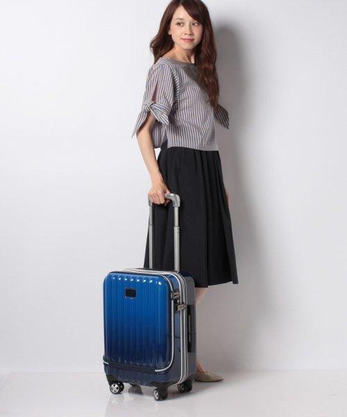 BENETTON (women)(ベネトン(レディース))/ベネトンフロントオープングラデーションキャリーケース・スーツケース機内持込可容量約33LTSAロック/CCCJL7SD8811_img12