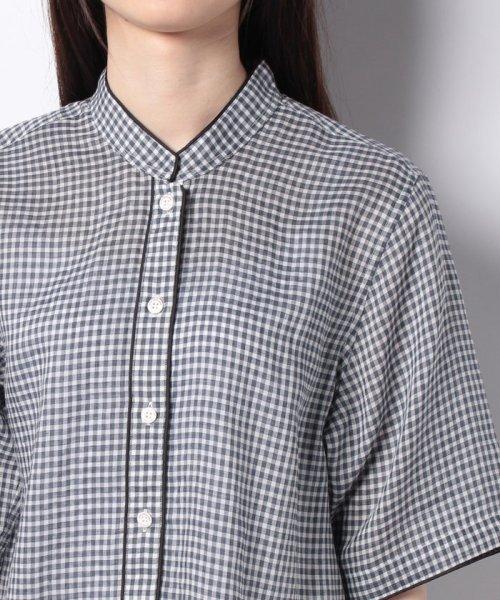 OLD ENGLAND(オールド イングランド)/WEB限定【OEPP】ギンガムチェックシャツ/58406091_img03