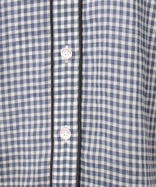 OLD ENGLAND(オールド イングランド)/WEB限定【OEPP】ギンガムチェックシャツ/58406091_img05