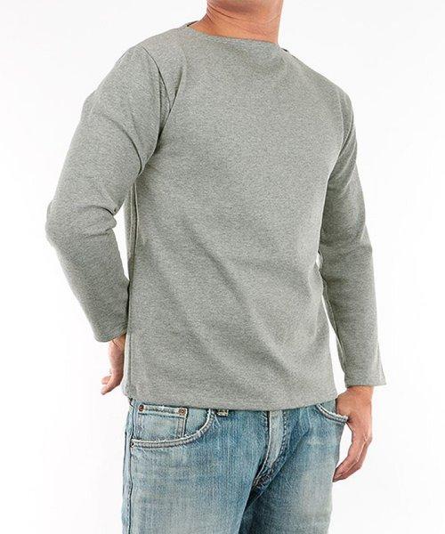 SAINT  JAMES(セントジェームス)/SAINT JAMES GUILDO U A ギルド ウェッソン Tシャツ 2503 ユニセックス/2503_img06