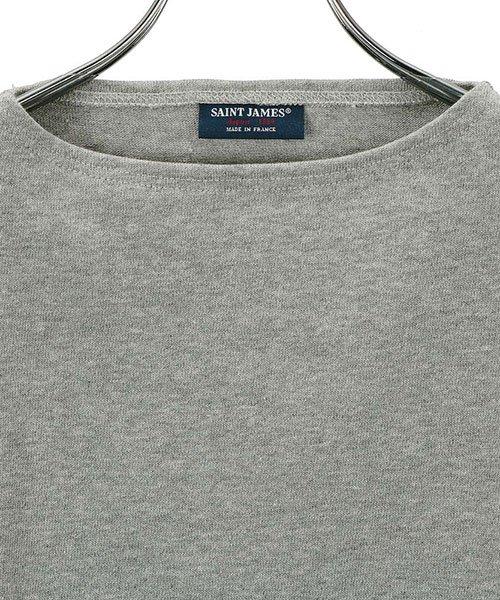 SAINT  JAMES(セントジェームス)/SAINT JAMES GUILDO U A ギルド ウェッソン Tシャツ 2503 ユニセックス/2503_img10