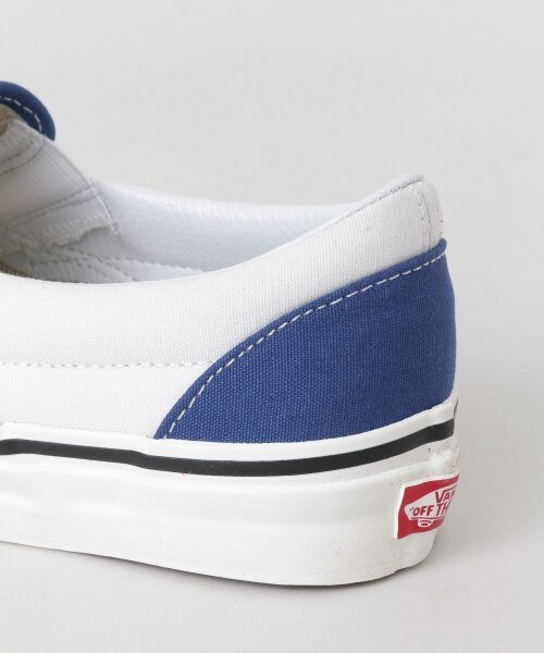 URBAN RESEARCH Sonny Label(アーバンリサーチサニーレーベル)/VANS ClassicSlip-On 98DX/VN0A3JEXQF7-SM_img09