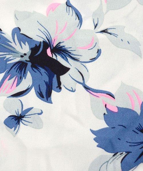 ANDJ(ANDJ(アンドジェイ))/裾シャーリング花柄シフォンタンクトップスキャミソール/tk01c02593_img13