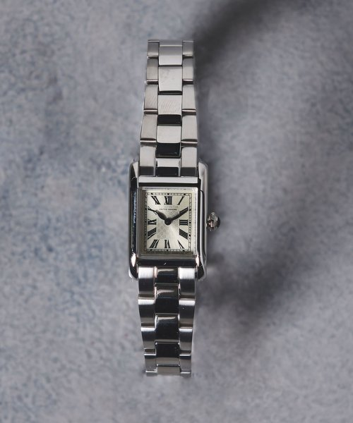 UNITED ARROWS(ユナイテッドアローズ)/UAB スクエア メタル 腕時計/17436990638_img09