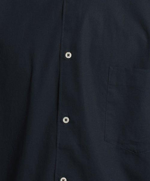 Collective(コレクティブ)/ソリッドカラーコットンシャツ/M0881FBC214_img06
