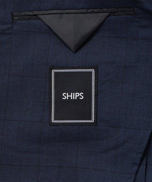 SHIPS MEN(シップス メン)/SD: 【セットアップ】ウォッシャブル ウィンドウペン ジャケット/117012375_img11