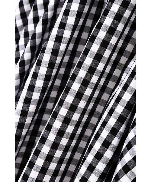 PROPORTION BODY DRESSING(プロポーション ボディドレッシング)/《EDIT COLOGNE》ギンガムチェックスカート/1218127500_img09