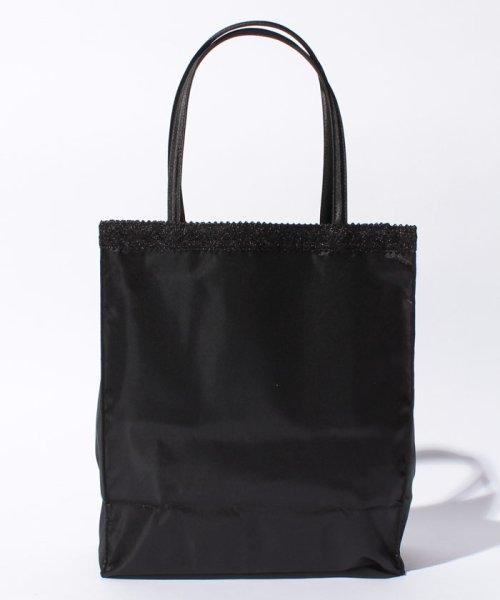 form forma(フォルムフォルマ)/マチ付きサテンサブバッグ/5597710_img04
