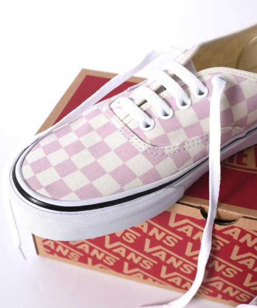 SHIPS MEN(シップス メン)/VANS: 【CHECKERBORD】 AUTHENTIC/115400004_img03