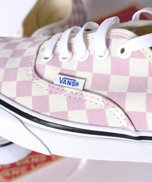 SHIPS MEN(シップス メン)/VANS: 【CHECKERBORD】 AUTHENTIC/115400004_img06