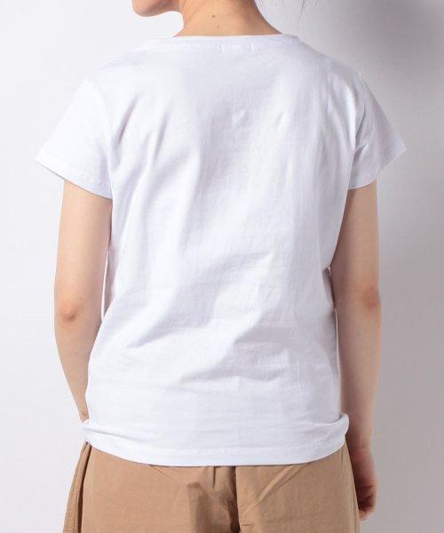 en recre(アン レクレ)/【Brahmin】ドッグプリントTシャツ/6801598_img02