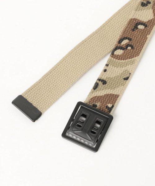 BEAMS MEN(ビームス メン)/Suspender Factory of San Francisco / スクエアバックル ベルトB/11510103597_img08
