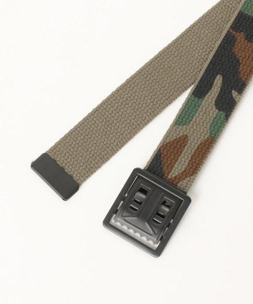 BEAMS MEN(ビームス メン)/Suspender Factory of San Francisco / スクエアバックル ベルトB/11510103597_img10