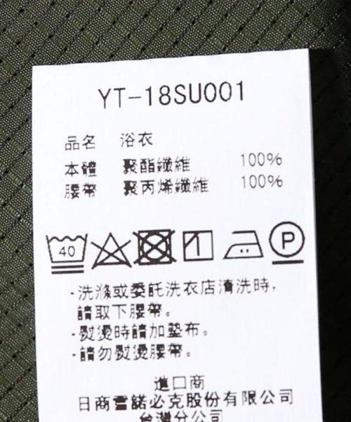 JOURNAL STANDARD relume Men's(ジャーナルスタンダード レリューム メンズ)/SNOWPEAK / スノーピーク : outdoor Yukata/18020465000710_img10