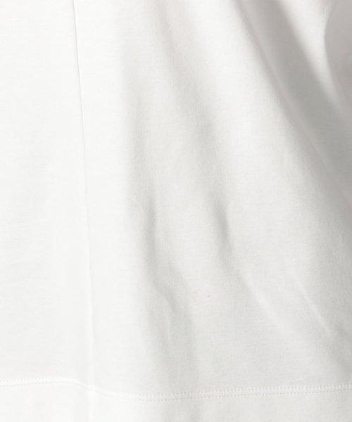 NOLLEY'S(ノーリーズ)/袖リボン前後2-WAYプルオーバーカットソー/8-0035-3-03-003_img07