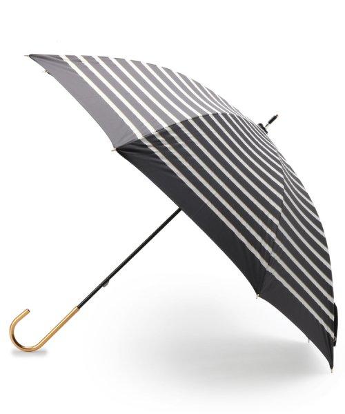 grove(グローブ)/晴雨兼用マリンボーダー長傘/99990976941142_img01