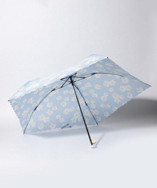 Afternoon Tea LIVING(アフタヌーンティー・リビング)/マーガレット柄軽量折りたたみ傘 雨傘/FG0418100161_img01