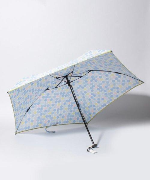 Afternoon Tea LIVING(アフタヌーンティー・リビング)/カラフルドット柄軽量折りたたみ傘 雨傘/FG5418100606_img01