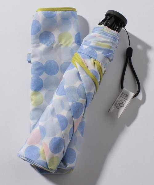 Afternoon Tea LIVING(アフタヌーンティー・リビング)/カラフルドット柄軽量折りたたみ傘 雨傘/FG5418100606_img03