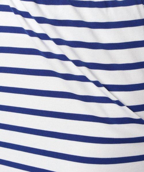 OLD ENGLAND(オールド イングランド)/WEB限定【OEPP】ギザコットンボーダースカート/58410031_img05