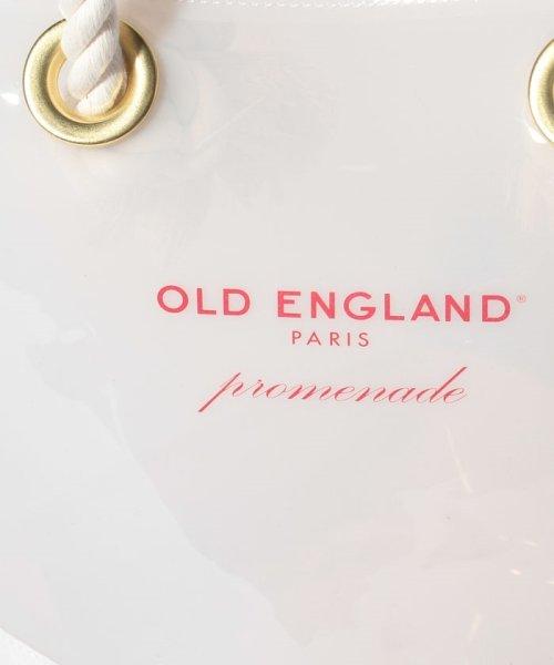 OLD ENGLAND(オールド イングランド)/WEB限定【OEPP】ロゴトートバッグ/58446011_img04