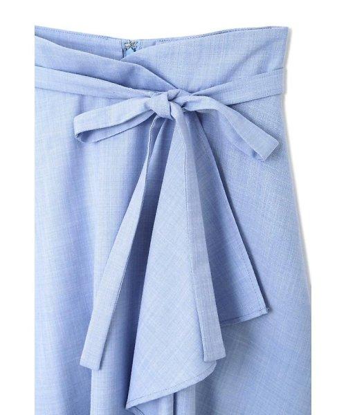PROPORTION BODY DRESSING(プロポーション ボディドレッシング)/フレアーシャンブレースカート/1218120414_img19
