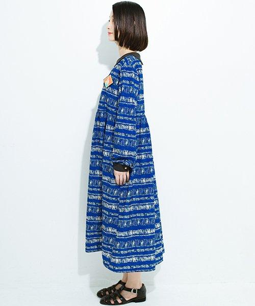 haco!(ハコ)/画家 入谷葉子さんと作った おすましワンピースとブローチのセット/421069_img06