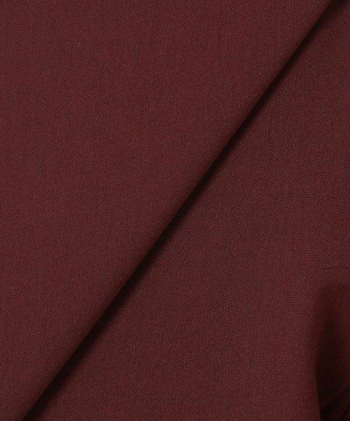 NOBLE(スピック&スパン ノーブル)/【STAIR】 サイドボタンタックパンツ◆/18030250000130_img17