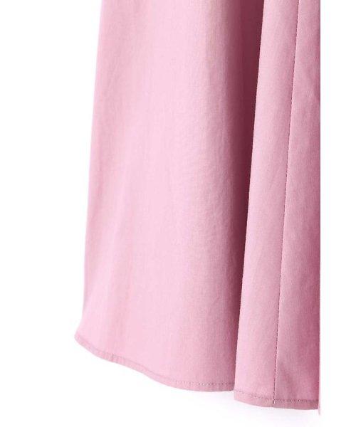 PROPORTION BODY DRESSING(プロポーション ボディドレッシング)/ニドムサッシュフレアースカート/1218120511_img18