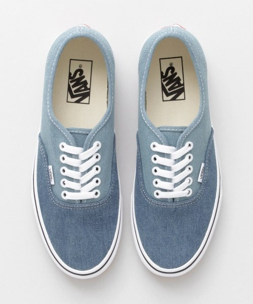URBAN RESEARCH Sonny Label(アーバンリサーチサニーレーベル)/VANS Authentic(Denim2Tone)/VN0A38EMQ69-SM_img01