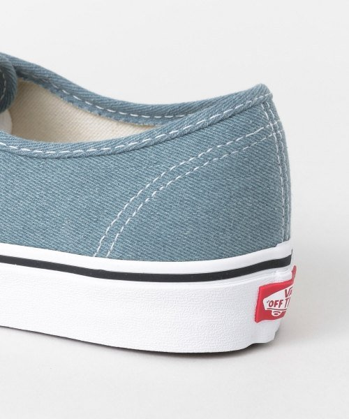 URBAN RESEARCH Sonny Label(アーバンリサーチサニーレーベル)/VANS Authentic(Denim2Tone)/VN0A38EMQ69-SM_img07