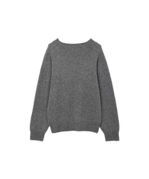 MARGARET HOWELL(マーガレット・ハウエル)/LONG SLEEVE CAST OFF ROLL NECK/5788263002_img01