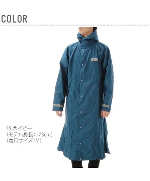 BACKYARD(バックヤード)/カジメイク kajimeiku #7260 エントラントレインコート/kaji7260_img03