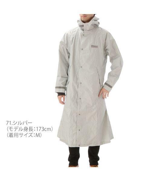 BACKYARD(バックヤード)/カジメイク kajimeiku #7260 エントラントレインコート/kaji7260_img04