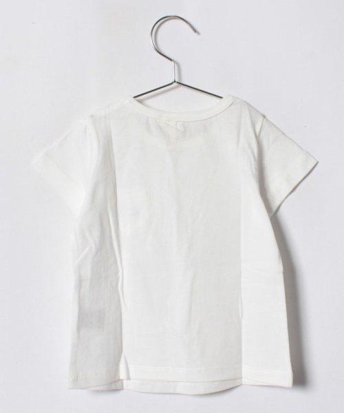 LAGOM(ラーゴム)/フラッグプリントポケットTシャツ(子供)/1206806231411_img01