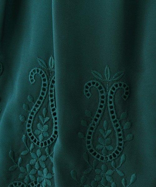 grove(グローブ)/刺繍スカラップヘムブラウス/99990976811311_img07