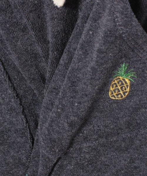 LAGOM(ラーゴム)/パイナップル刺繍パイルショートパンツ/1403557231411_img03