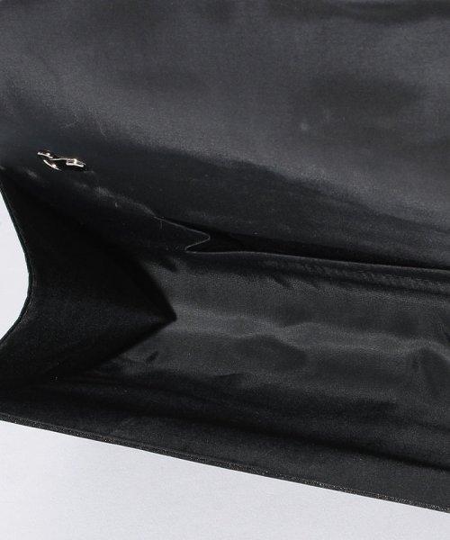 STYLEBLOCK(スタイルブロック(レディース))/結婚式二次会プリーツ&大きいパールパーティークラッチバッグ/sb901945900779_img04